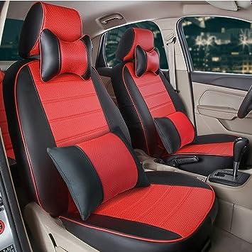 VW VOLKSWAGEN SCIROCCO ALL MODELS BLACK REAR WATERPROOF SEAT COVERS