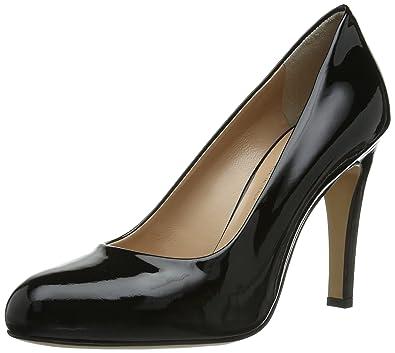 Escarpins Femme, Noir, 38 EU (5 Femme UK)Evita Shoes