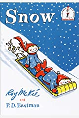 Snow (Beginner Books(R) Book 27) Kindle Edition