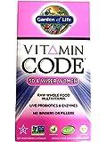 Vitamin Code 50 & Wiser Women Formula 120 VegiCapsules