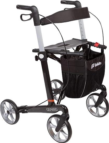 fabacare Premium Andador guepardo, fibra de carbono carbono ...