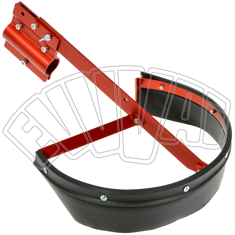 Protección para cepillo con cerdas de acero Universal para ...