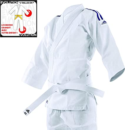 adidas Kimono de Judo Évolution Enfant