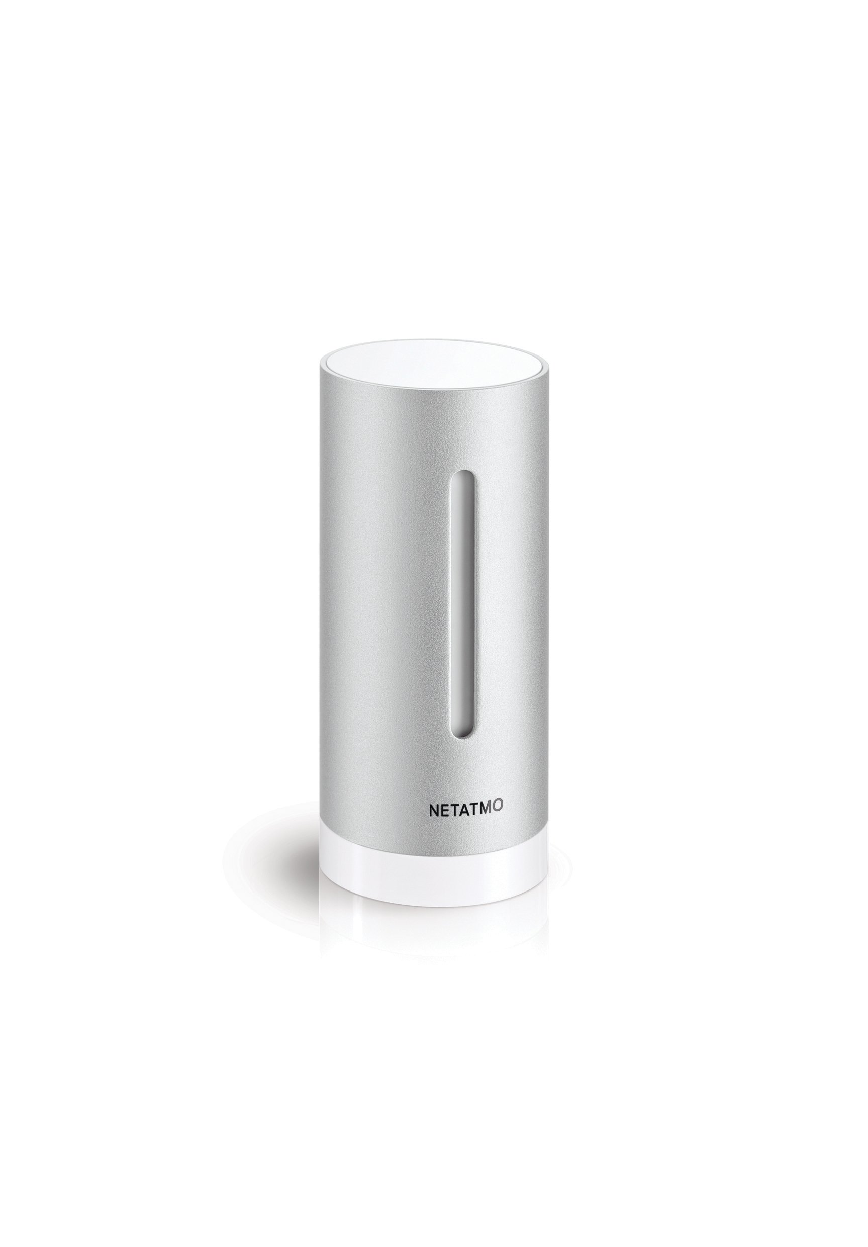 Additional indoor Module for Netatmo Weather Station - Retail Packaging - Aluminium