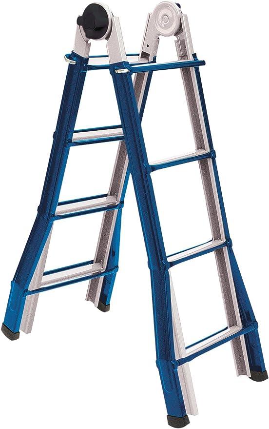 204 - Escalera articulada multifuncional: Amazon.es: Bricolaje y herramientas