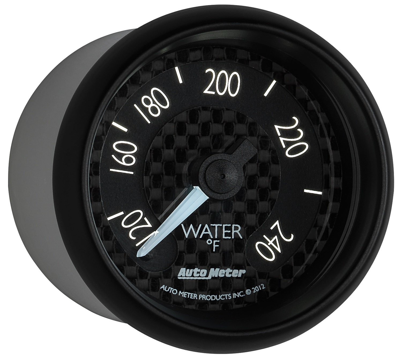 Auto Meter 8032 GT Series Mechanical Water Temperature Gauge by Auto Meter (Image #5)