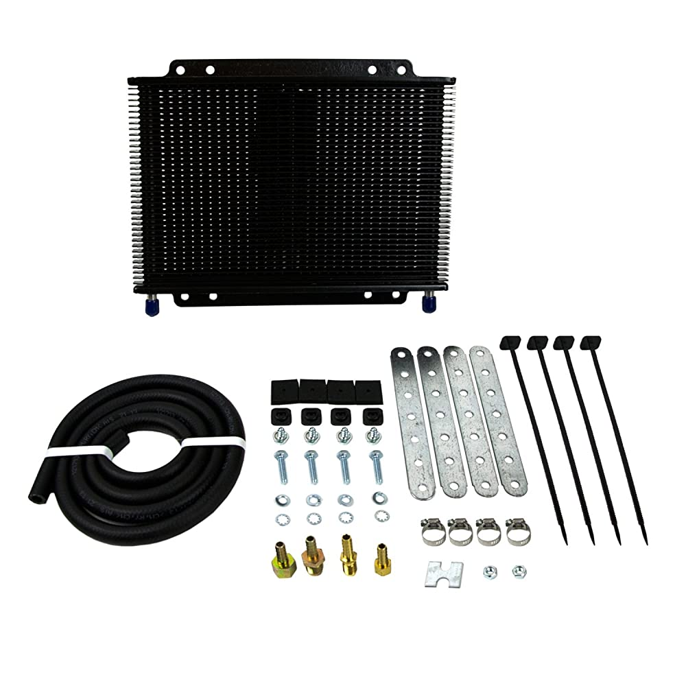 B&M 70268 SuperCooler Automatic Transmission Cooler