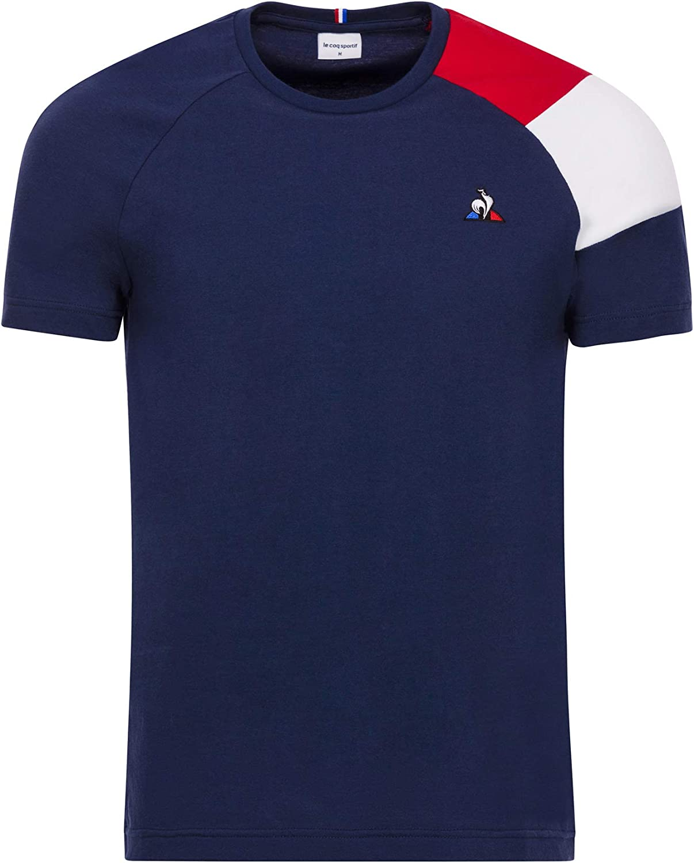Le Coq Sportif ESS tee SS N/°3 M Camiseta Hombre