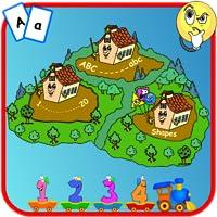 Kindergarten islands