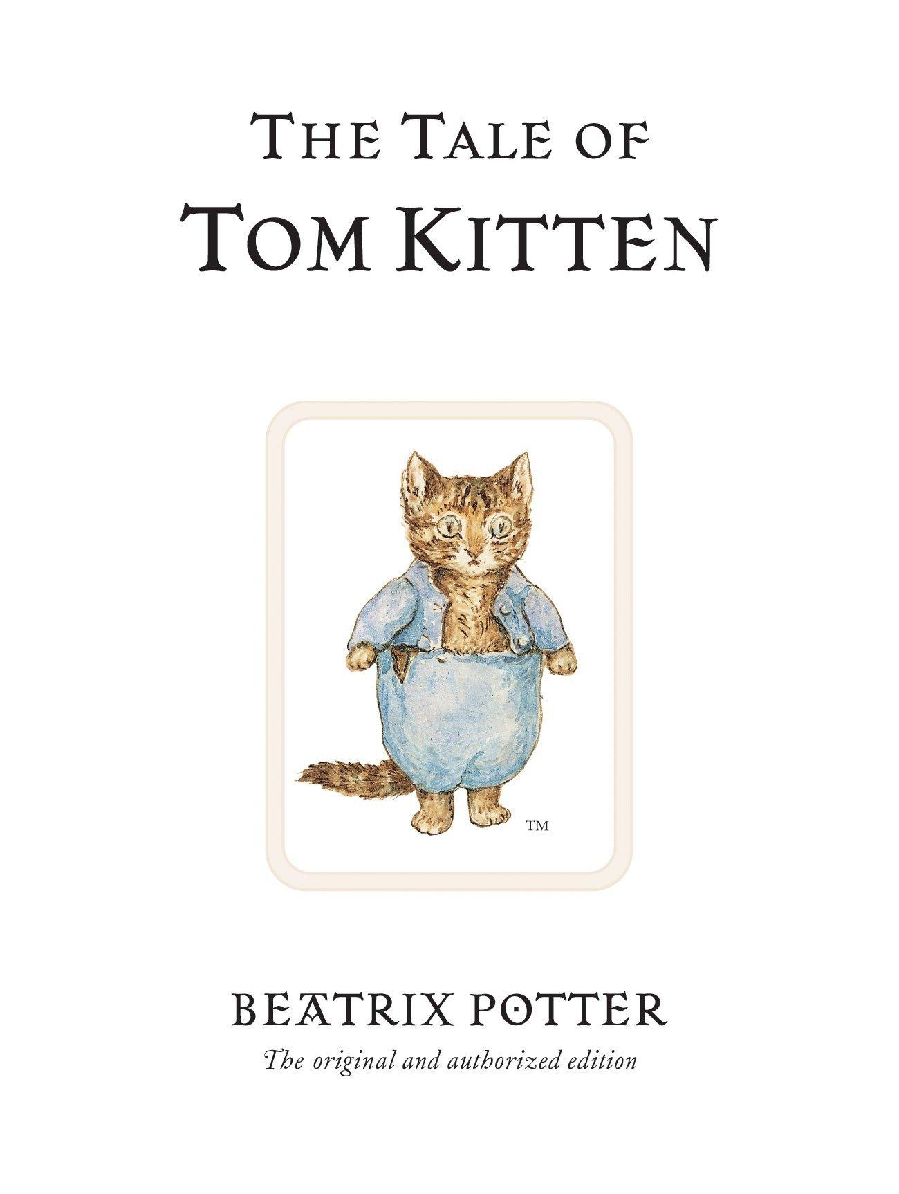Download The Tale of Tom Kitten (Peter Rabbit) PDF