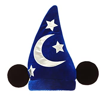 old glory mickey mouse wizard hat dark blue amazon co uk toys
