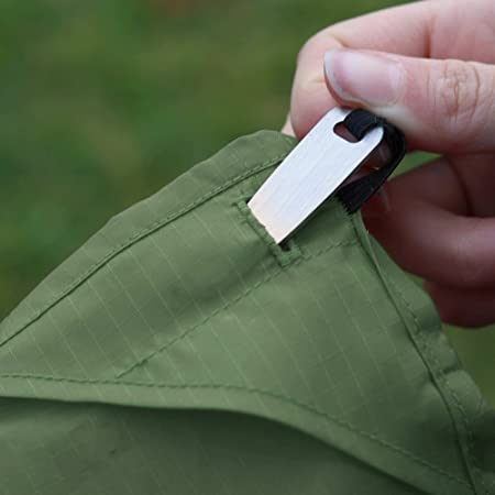 Matador Pocket Blanket 2.0 New Version, Picnic, Beach, Hiking, Camping. Water Resistant with Built-in Ground Stakes