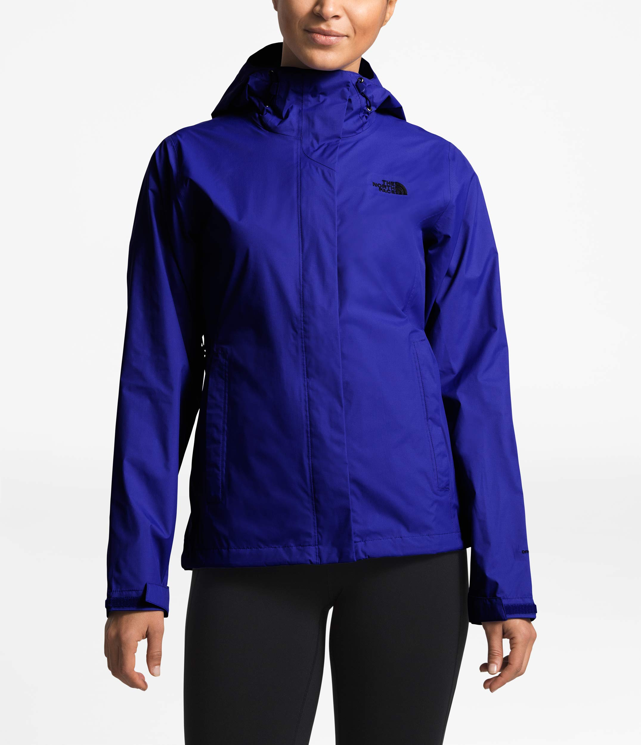 The North Face Women's Venture 2 Jacket, Aztec Blue, Size L by The North Face (Image #2)