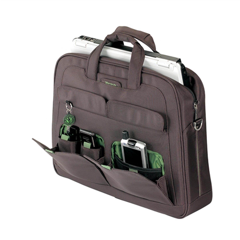 Targus TBT043EU EcoSmart Business Casual Top Load Sacoche pour Ordinateur Portable 15,4''