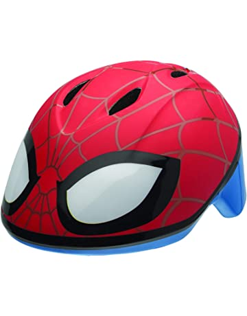 1ac6123add6 Bell Marvel Avengers Character Bike Helmets for Child Toddler and Adult