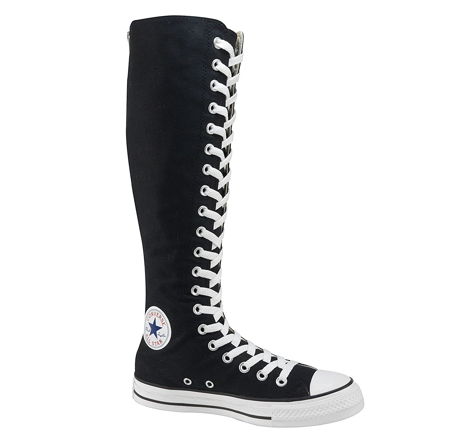 35483b0d285a4d Converse Chuck Taylor All Star XX Hi Black Zipper