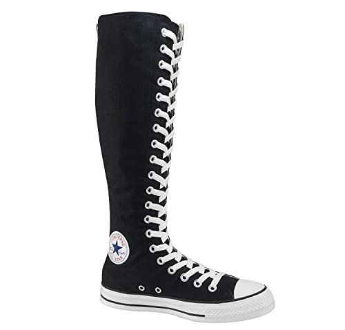 ebd141d38677 Converse Women s Chuck Taylor All Star Knee High Sneaker (Black 7.0 M)   Amazon.ca  Shoes   Handbags