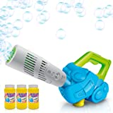ArtCreativity Bubble Leaf Blower, Bubble Solution Included, Fun Bubbles Blowing Toys for Boys and Girls, Cool Birthday Gift f