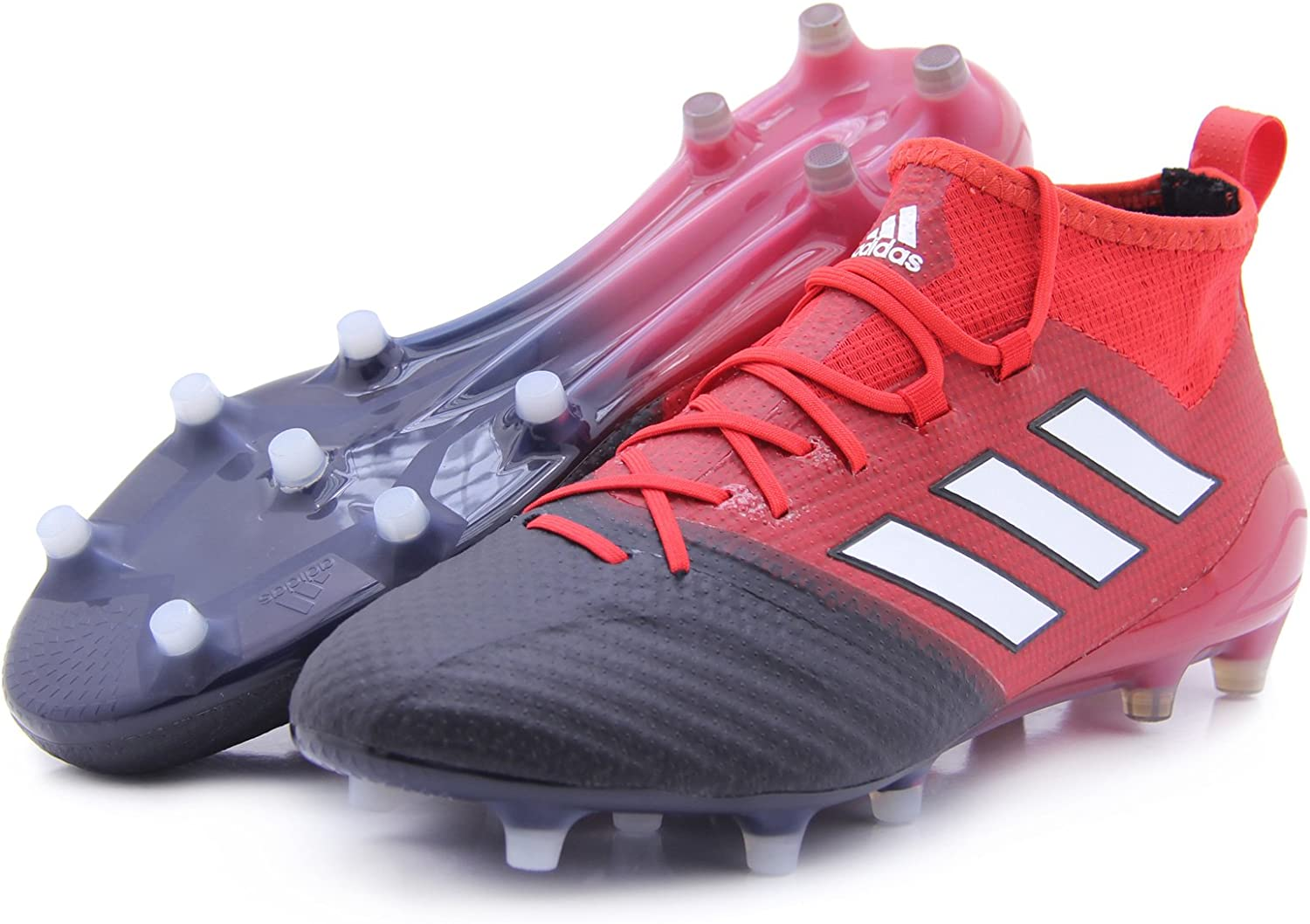 adidas ace red and black