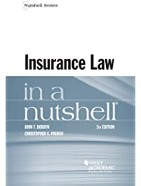 Business Insurance Law Books