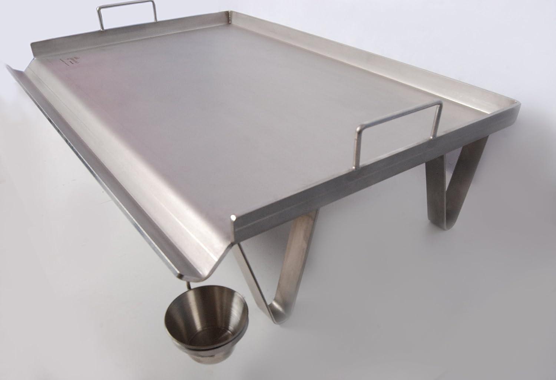Lamina de acero inoxidable para cocina simple plancha con - Plancha de acero inoxidable para cocina ...