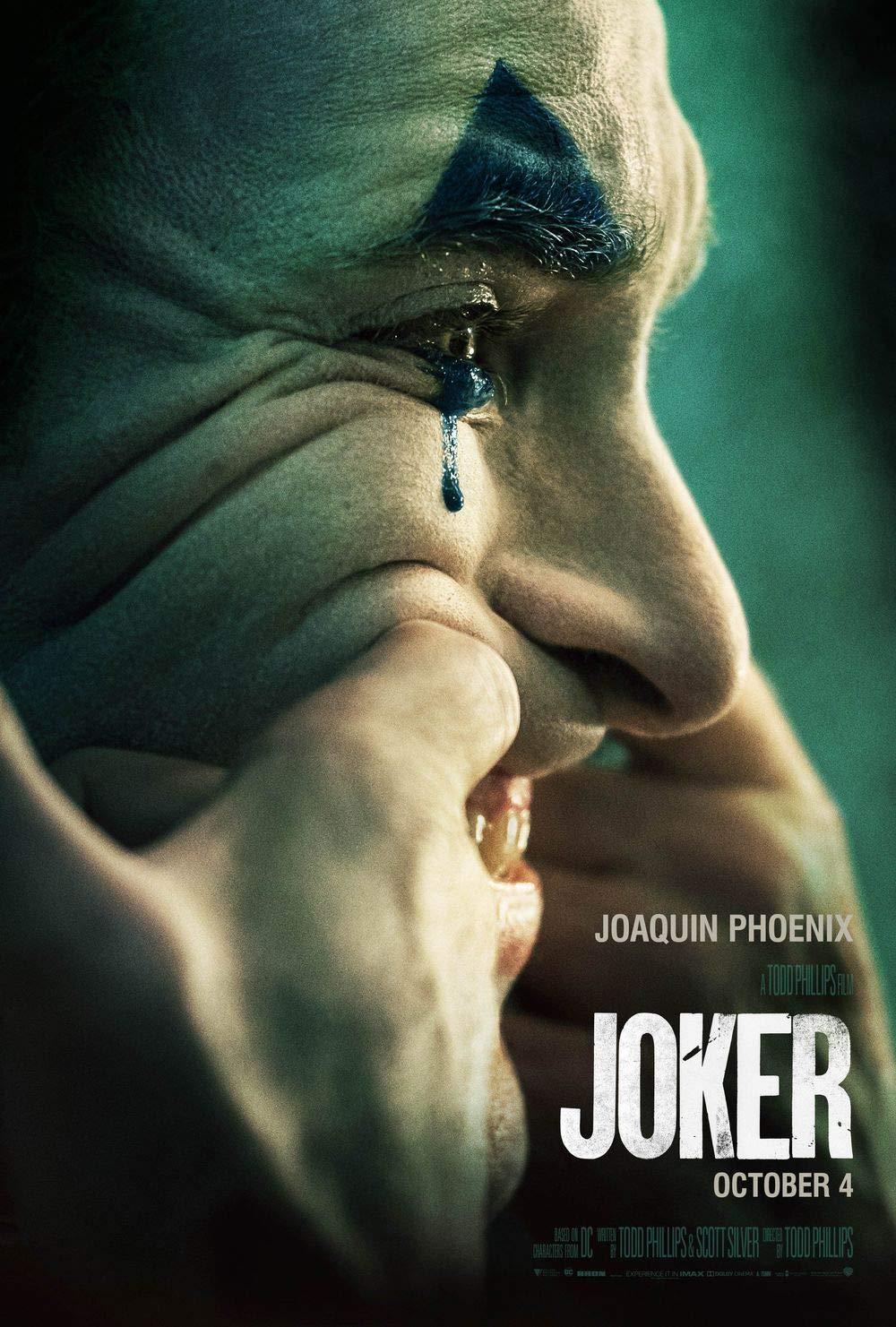 Lionbeen Joker - Movie Poster - Cartel de la Pelicula 70 X ...