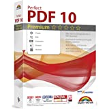 Perfect PDF 10 Premium - Powerful PDF Editing Software - 100% Compatible with Adobe Acrobat - Create, Edit, Convert, Protect,