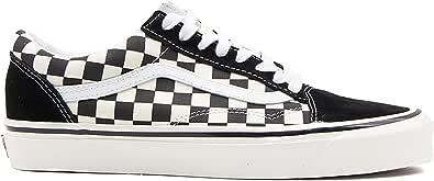 Vans Old Skool Checkerboard, Zapatillas Unisex Adulto, 43 EU