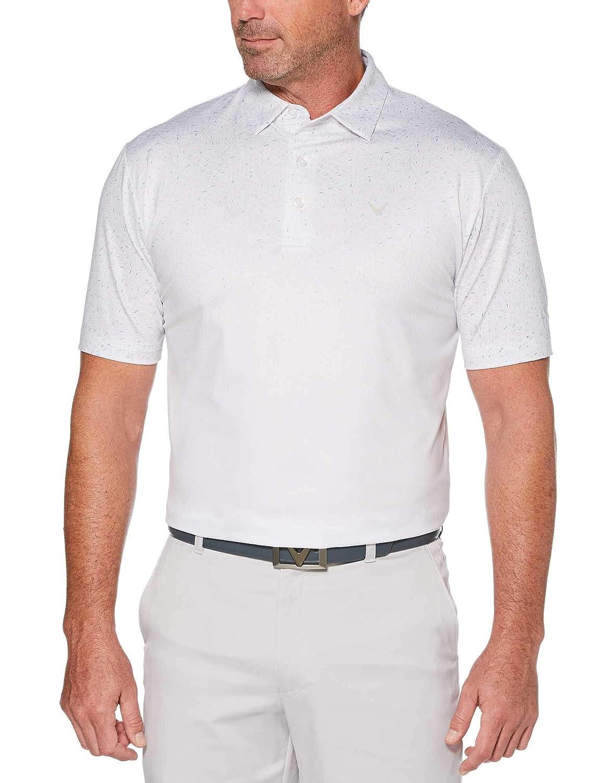 [キャラウェイ] メンズ シャツ Callaway Men's Motion Print Golf Polo [並行輸入品] XXL  B07TF68VSJ