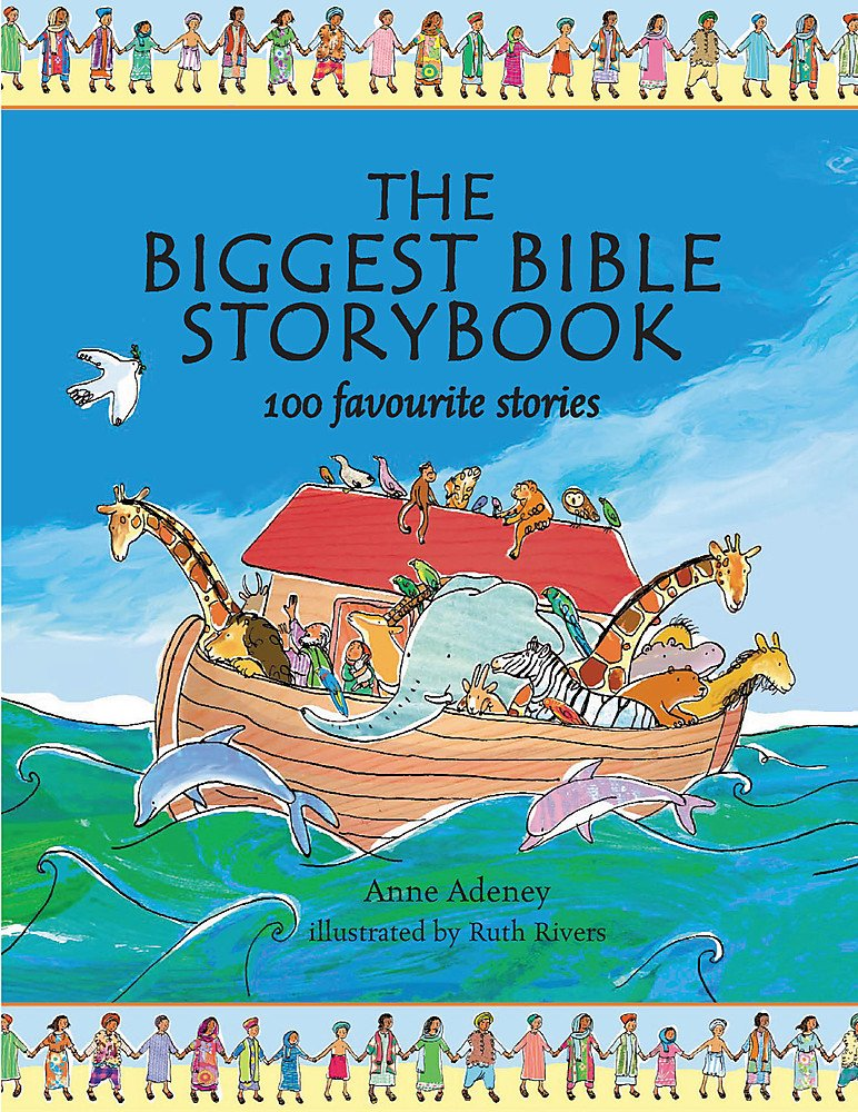 The Biggest Bible Storybook