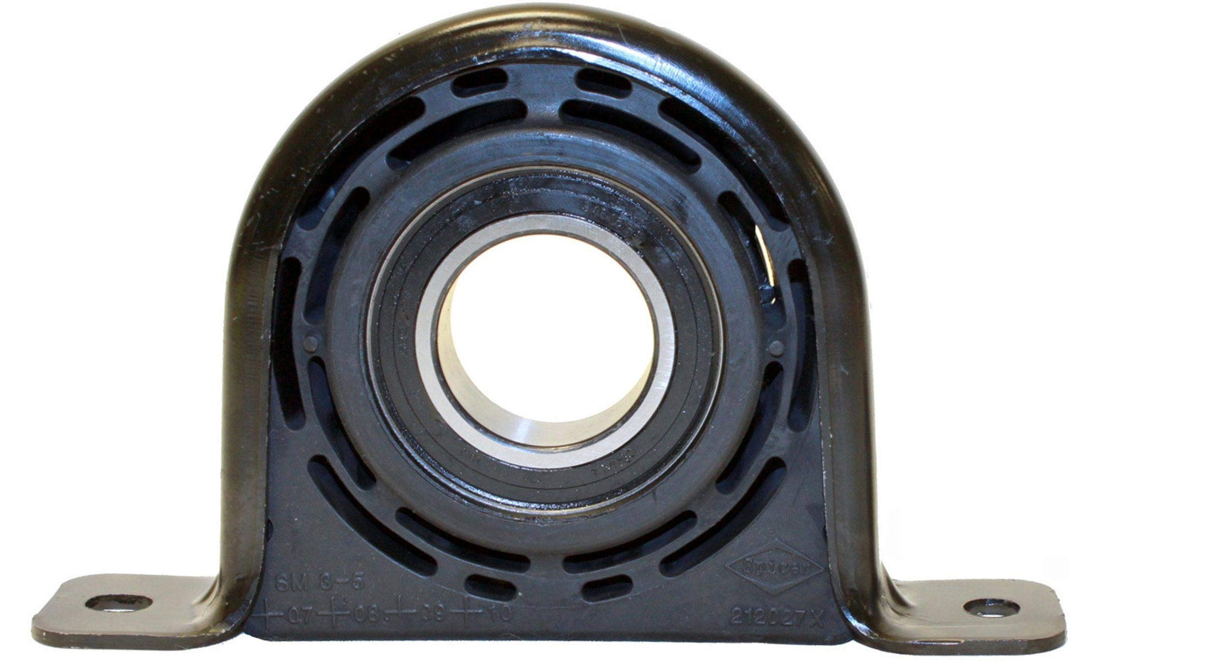 APDTY 140088 Driveshaft Center Support Bearing Fits 2005-2015 Nissan Titan 2WD