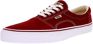 13bf2ef801 Vans Rowley Solos Biking Red Men s Classic Skate Shoes Size 8