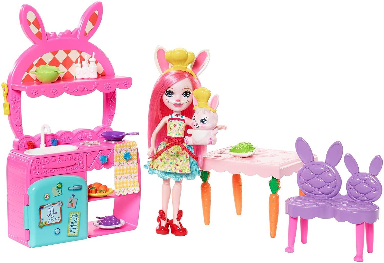 Enchantimals Altalena sullAlbero con Bambola Felicity la Volpe FRH46