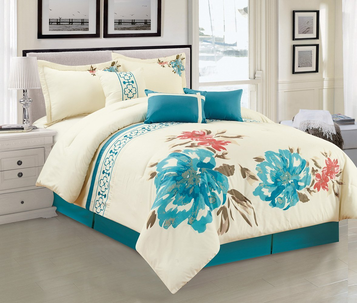 blue and brown bedding sets ease bedding with style