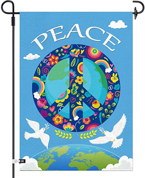 Updated 2021 – Top 10 Peace Signs Decor