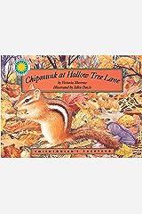 Chipmunk at Hollow Tree Lane - a Smithsonian's Backyard Book Hardcover