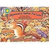 Chipmunk at Hollow Tree Lane - a Smithsonian's Backyard Book
