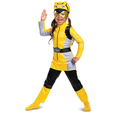 Disguise Yellow Ranger Beast Morpher Toddler Girls\' Costume: Toys & Games [5Bkhe1804909]