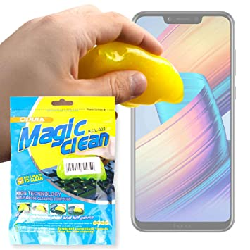 DURAGADGET Potente Gel Limpiador para Smartphone Huawei Honor ...