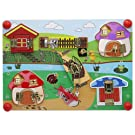 yofit Wooden Latches Board,activity boards for toddlers 1-3,kids busy board
