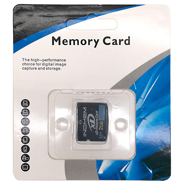 Tarjeta XD 2GB M+ Tarjeta de Memoria XD de imagen 2 GB xD ...