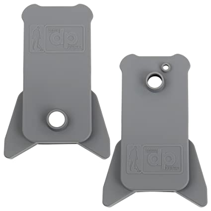 Amazon.com : Double D Leathers Silicon Rubber Control Box Covers for Minelab GPX Series Metal Detectors - Gray : Garden & Outdoor