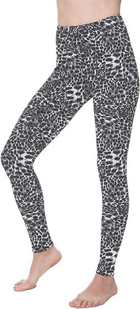 Amazon.com: NIRLON Leggings estampados para mujer ...