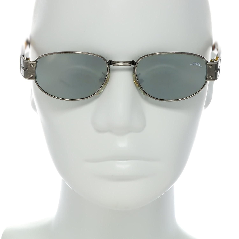 Amazon.com: anteojos de sol Sting 4136 Col. 9584 Cheetah ...