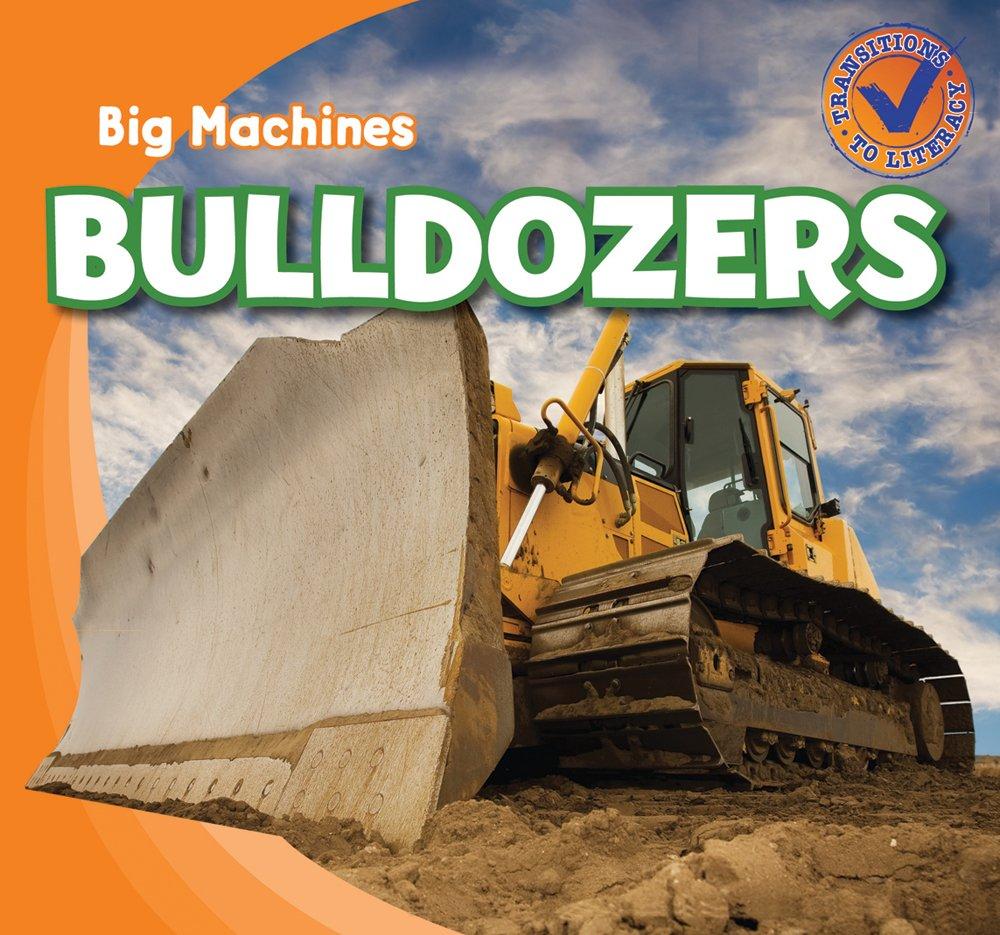 Bulldozers (Big Machines) by Brand: Gareth Stevens Publishing (Image #1)