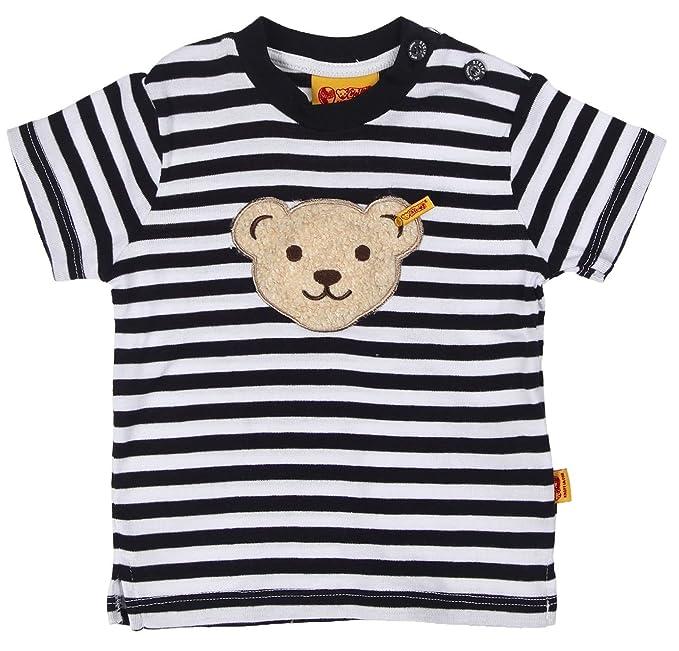 Steiff/® T-Shirt Kurzarm Quietsch B/är Seaside