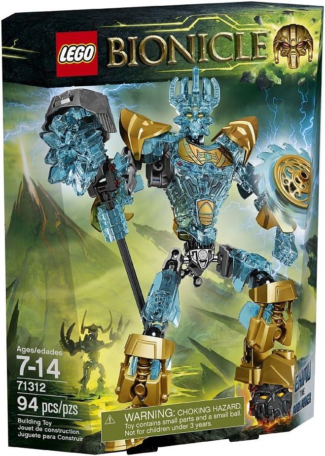 LEGO Bionicle Ekimu The Mask Maker (71312)