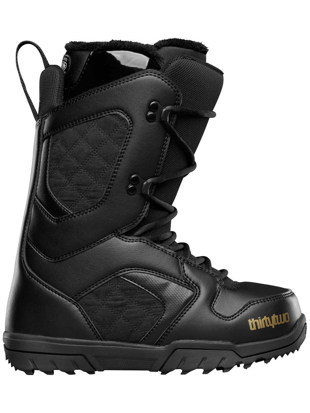 thirtytwo Exit W's 16' Boots, Black, Size 10