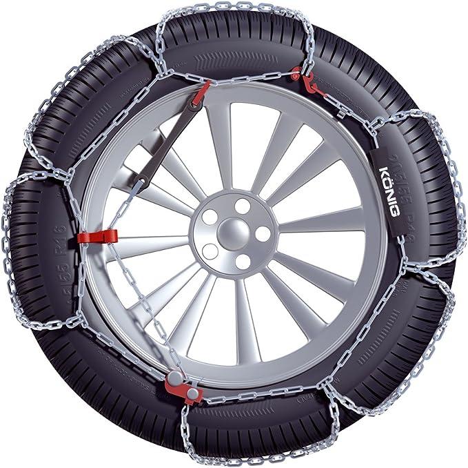 Art 4716953 Reifengröße 245//55 R16 RUDcompact easy2go Schneeketten Größe 4060