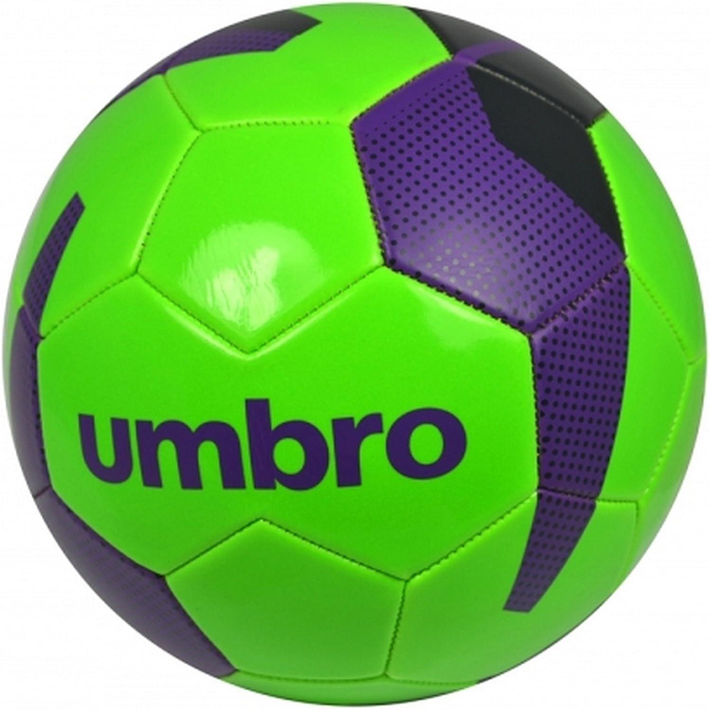 Umbro - Balón de fútbol modelo Decco (Tamaño 5) (Amarillo/morado ...